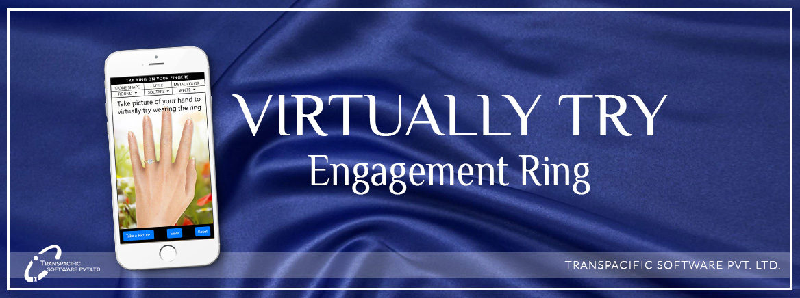 Virtually Try Engagement Ring
