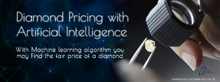 Diamond Pricing with Machine Intelligence