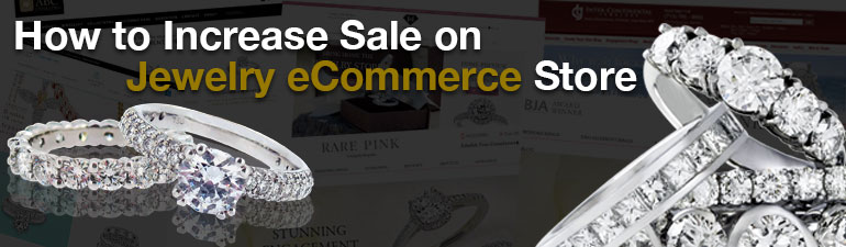 "Is Your Diamond Jewelry e-store not converting?  ""9 and a half "" Questions to ask yourself .."