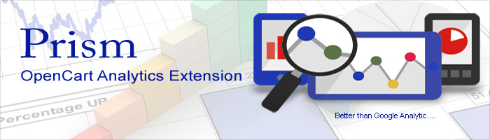 opencart analytic extension